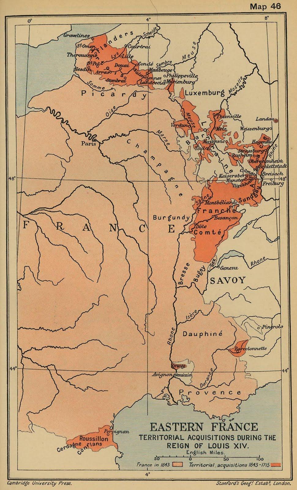 Adhesiones al reino de Francia